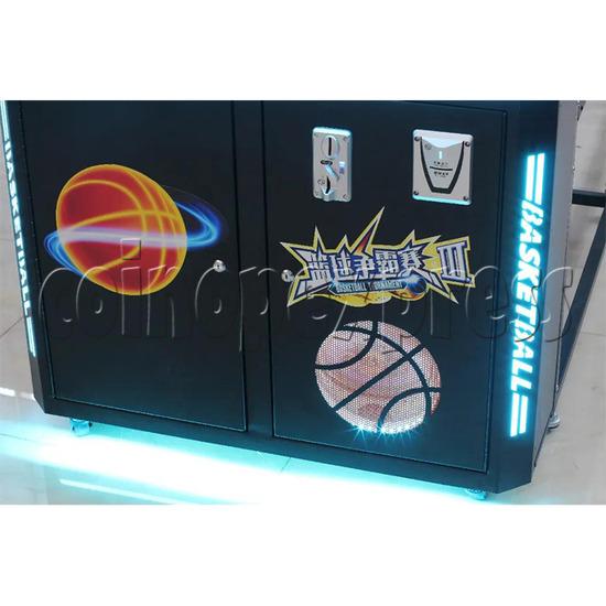 Basketball Tournament III Ticket Redemption Arcade Machine front door