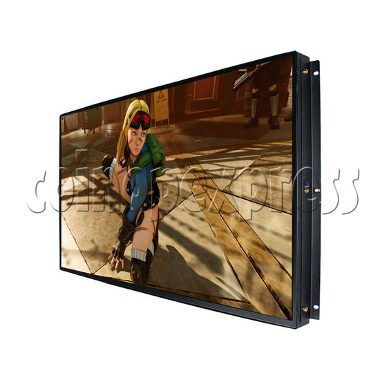 32 inch Arcade LCD Monitor BOE 1080P right view