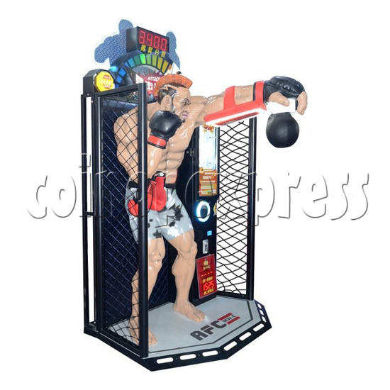 Attack Heroes Boxing Championship Prize Machine