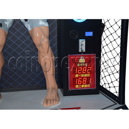 Attack Heroes Boxing Championship Prize Machine LED display