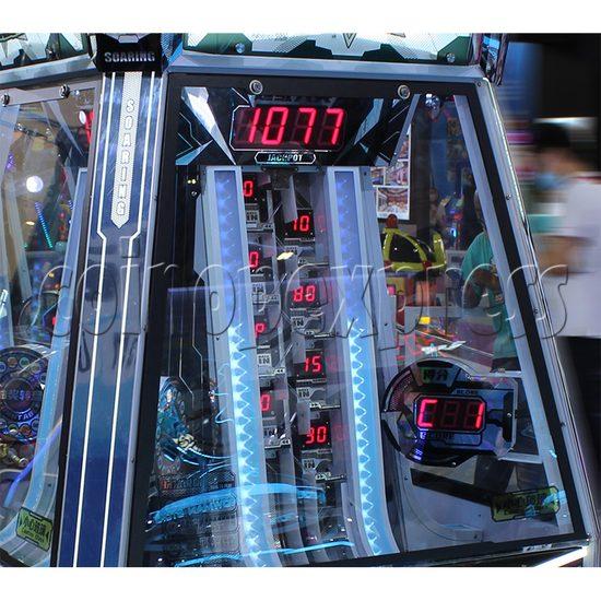 Soaring Prize Machine playfield