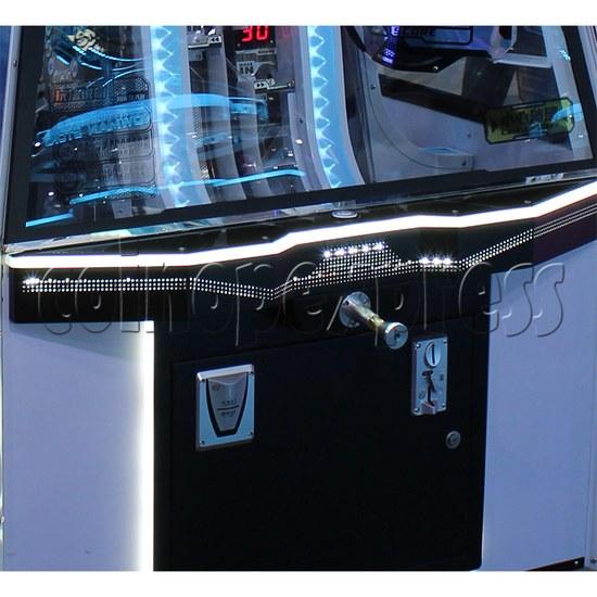 Soaring Prize Machine control panel