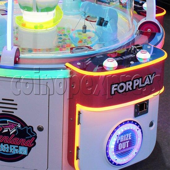 Funland Prize Machine control panel