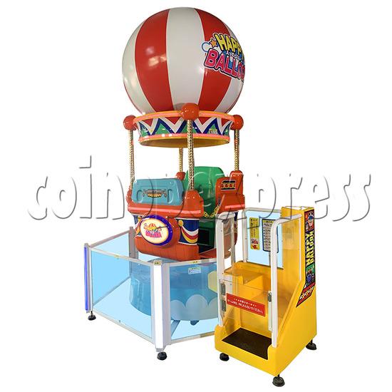 Happy Balloon Kiddie Rides Machine