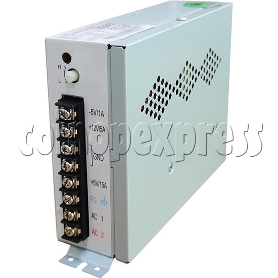 15A Switching Power Supply for Arcade Game right view