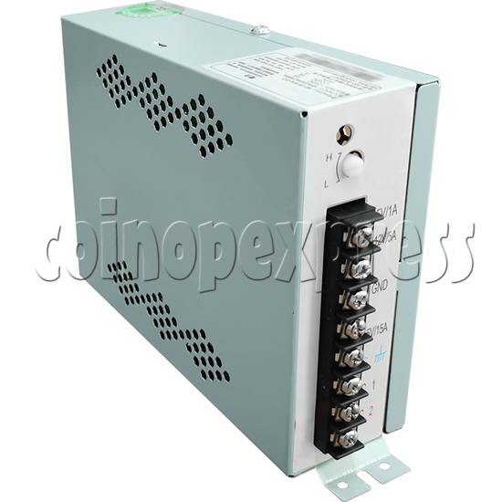 15A Switching Power Supply for Arcade Game left view