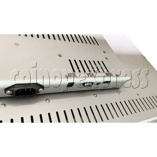 """LCD Screen 26"""" Open Frame connectors"""