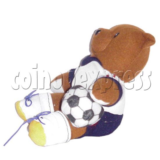 """8"""" Soccer Bear 4404"""