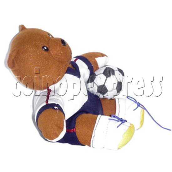 """8"""" Soccer Bear 4406"""