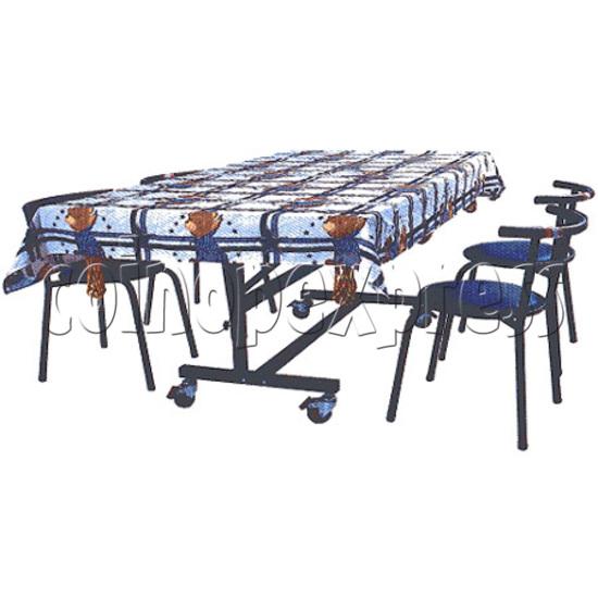 Multifunctional Small Pool Table 4536