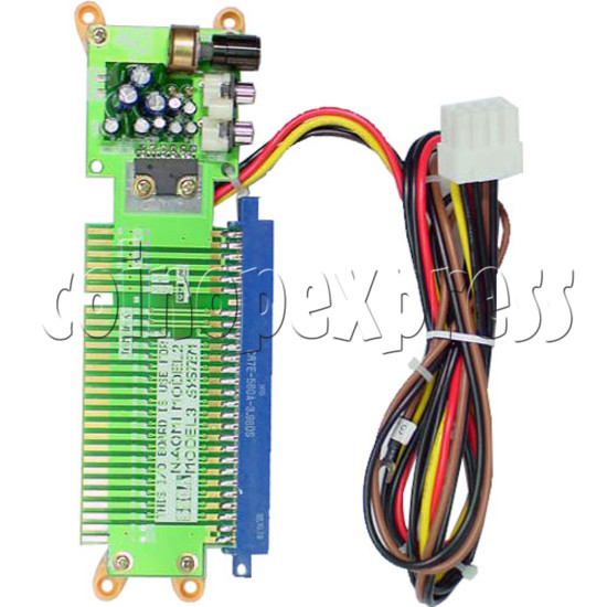 3.3V Power Supply Kit for NAOMI Game System Board 4638