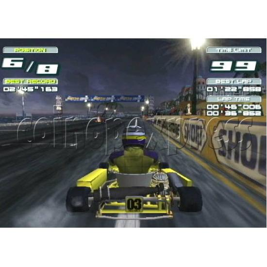 Club Kart twin 4710