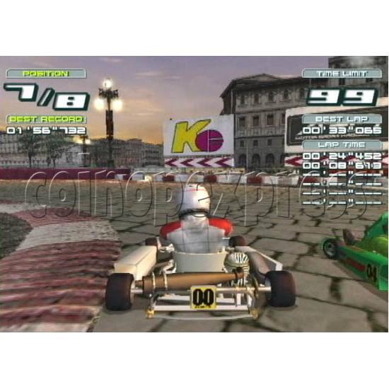 Club Kart twin 4711