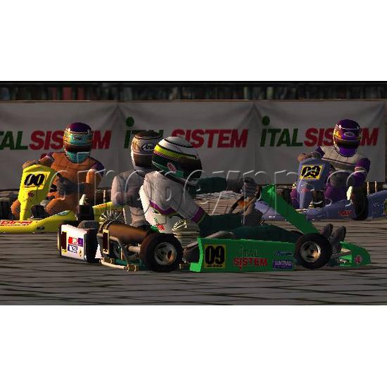 Club Kart twin 4712