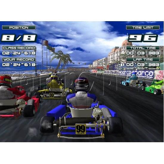 Club Kart twin 4713