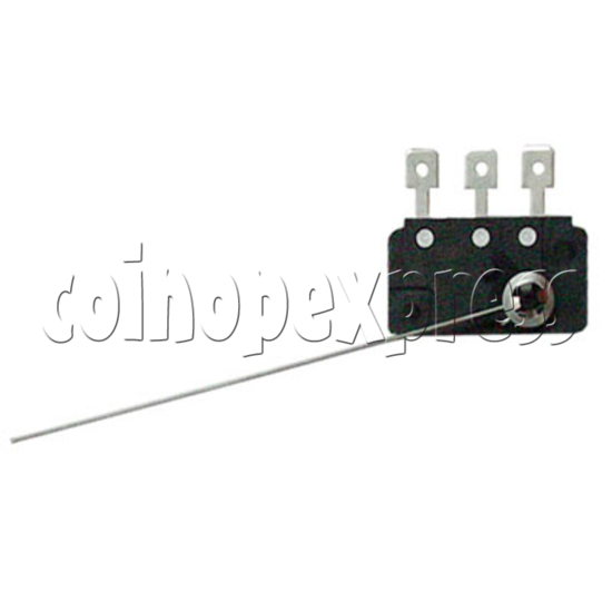 Coin Insertion Switch (Wire Actuator) 4788