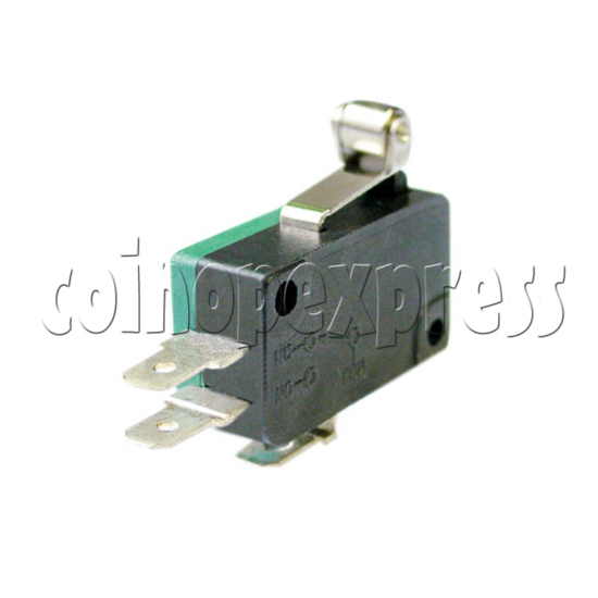 Microswitch with Roller Actuator 4791