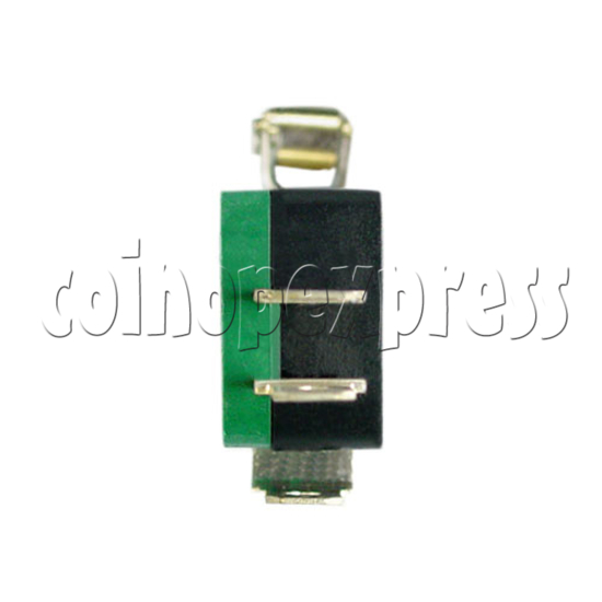 Microswitch with Roller Actuator 4792