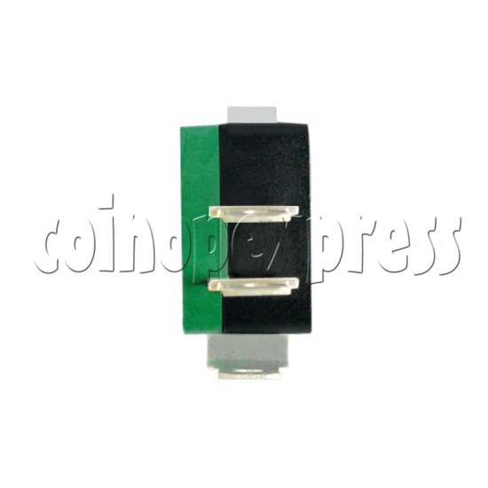3 Terminals Microswitch with Auxiliary Actuator 4798