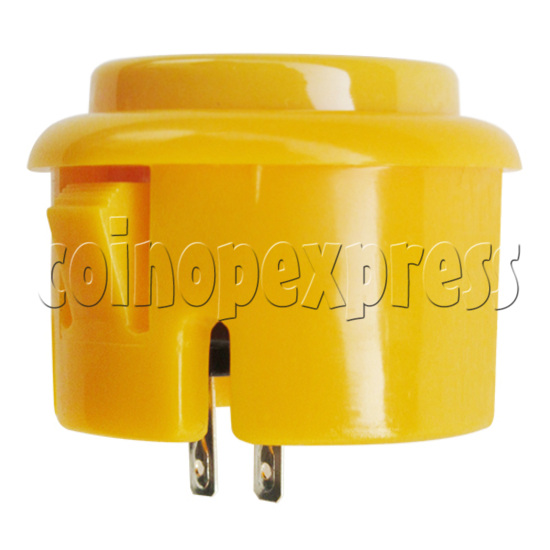 30mm Round Momentary Contact Push Button with Clipper 4816