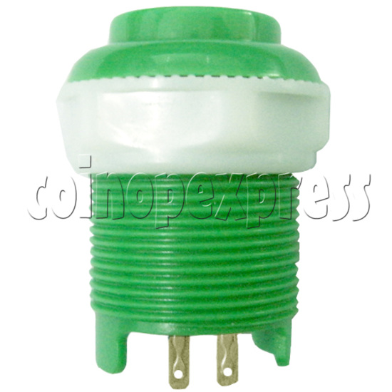 33mm Round Concave Momentary Contact Push Button 4853