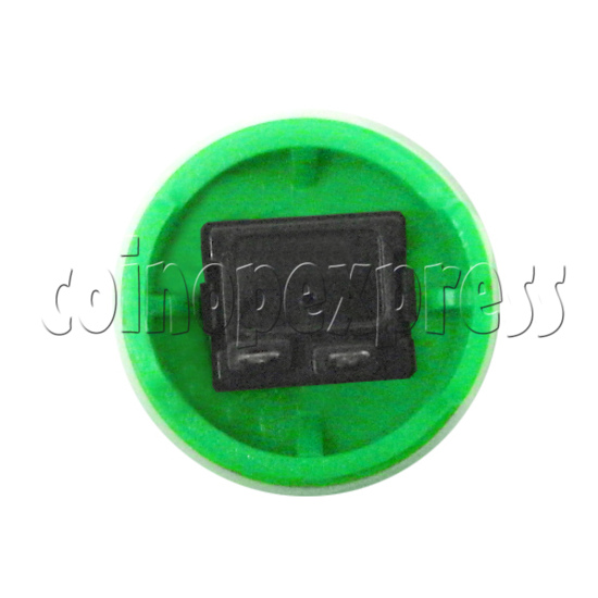 33mm Round Concave Momentary Contact Push Button 4856