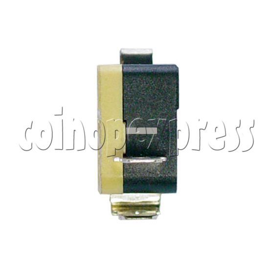 Microswitch with Auxiliary Actuator 4888