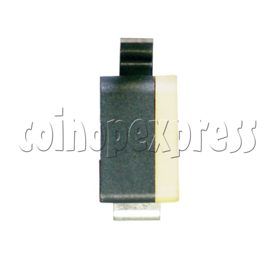 Microswitch with Auxiliary Actuator 4889