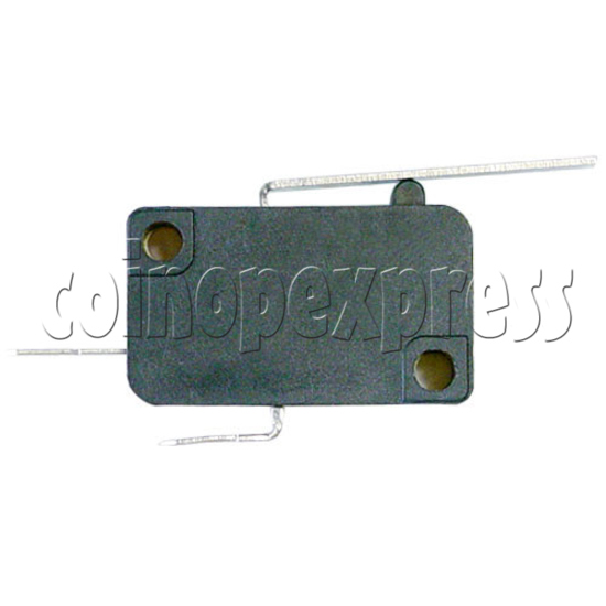 Microswitch with Auxiliary Actuator 4890