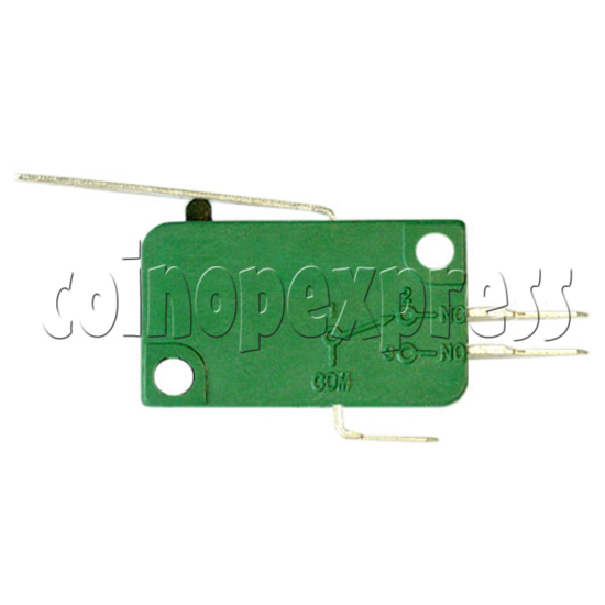 3 Terminals Microswitch with Auxiliary Actuator 5095