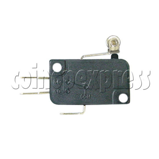 Microswitch with Roller Actuator 5104