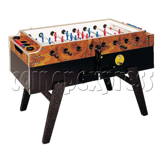 Olympic Football Table (Top Glass) 5493