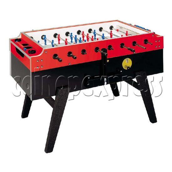 Olympic Football Table (Top Glass) 5494