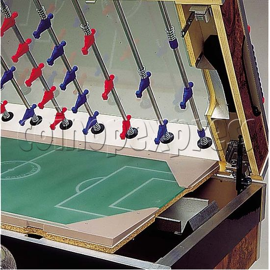 Olympic Football Table (Top Glass) 5495