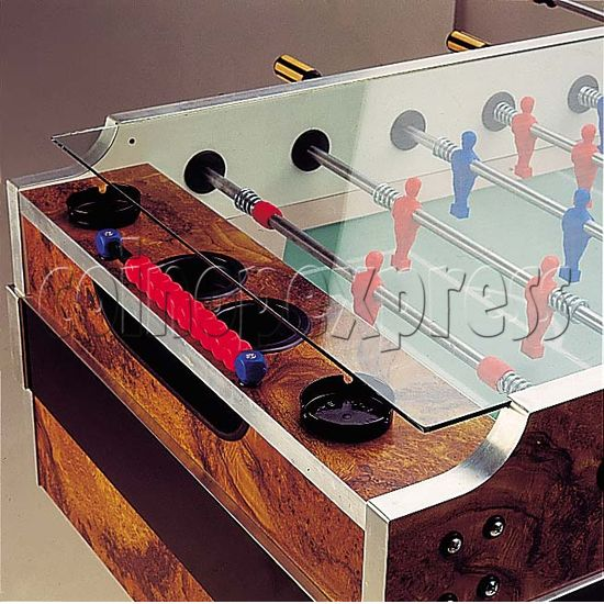 Olympic Football Table (Top Glass) 5497