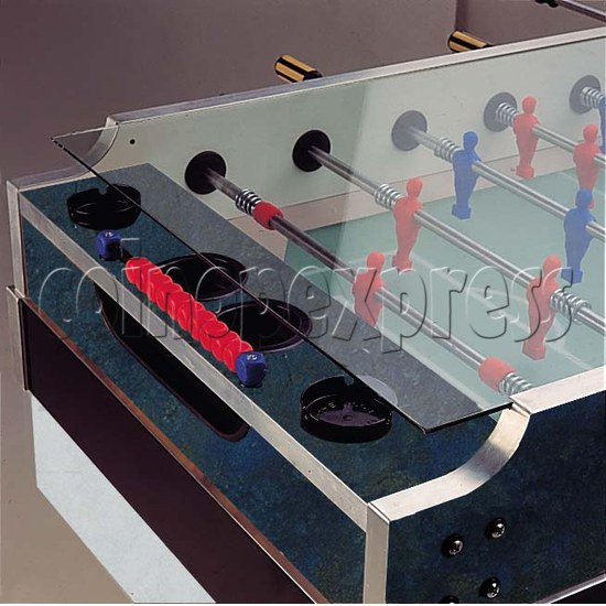 Olympic Outdoor Football Table (Top Glass) 5500