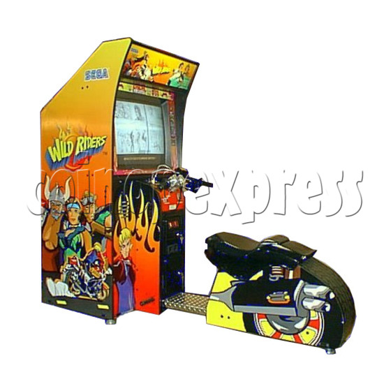 Wild Riders 6568