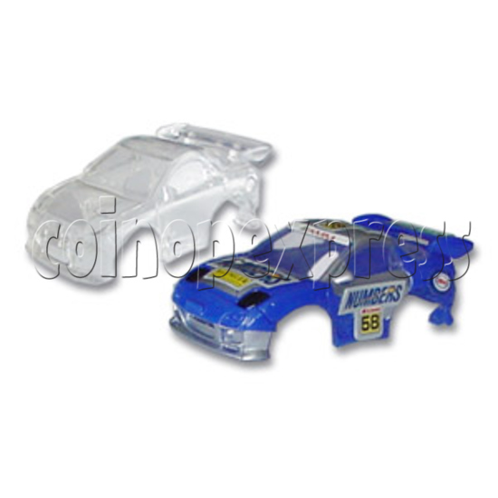BitChar Car - Car Shell 6580