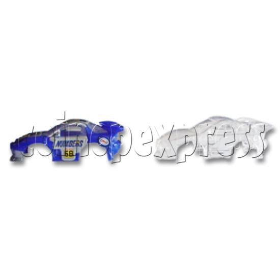 BitChar Car - Car Shell 6582
