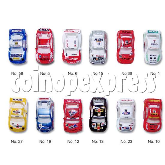 BitChar Car - Car Shell 6588