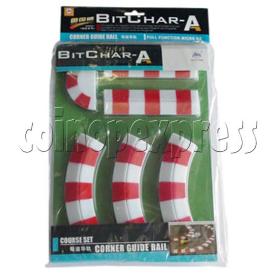 BitChar Car - Corner Guide Rail 6592