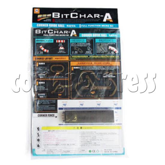 BitChar Car - Corner Guide Rail 6593