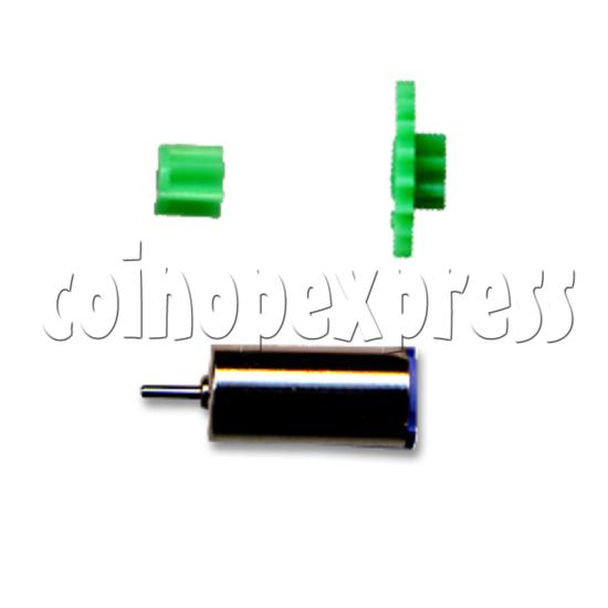BitChar Car - Minimotor & Gear 6625