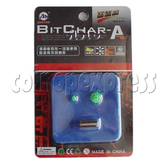 BitChar Car - Minimotor & Gear 6627