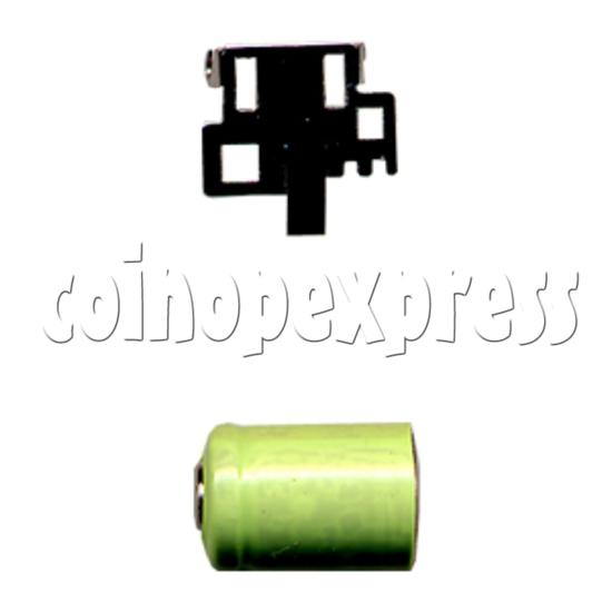 BitChar Car - Battery & Heat Sink 6632