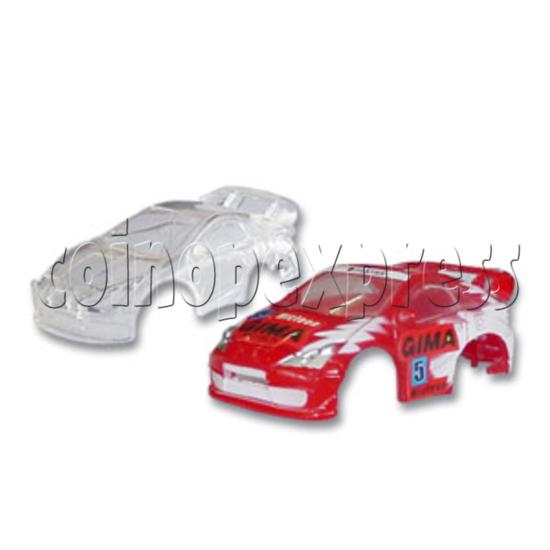 BitChar Car - Car Shell 6806