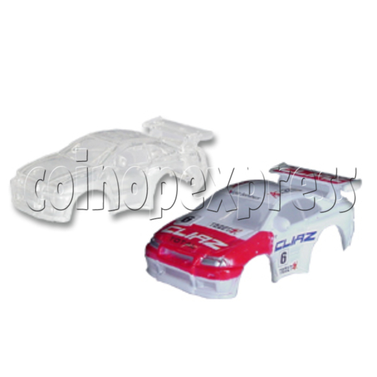 BitChar Car - Car Shell 6815