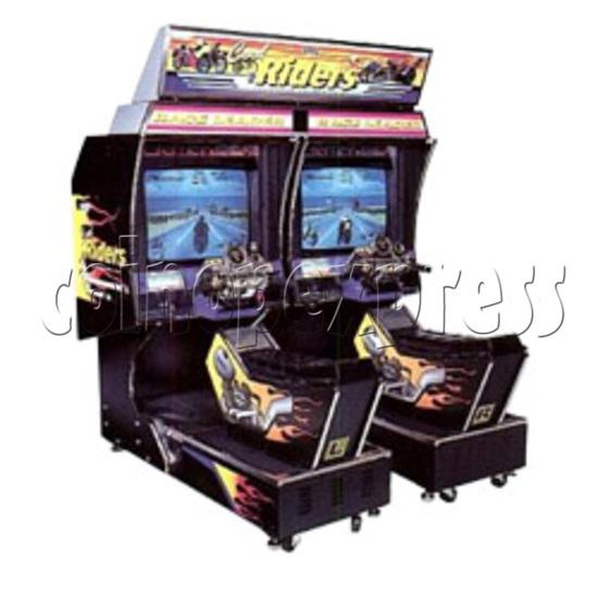 Cool Riders (Twin) 6888