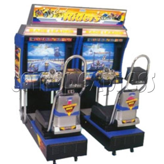 Cool Riders (Twin) 6889