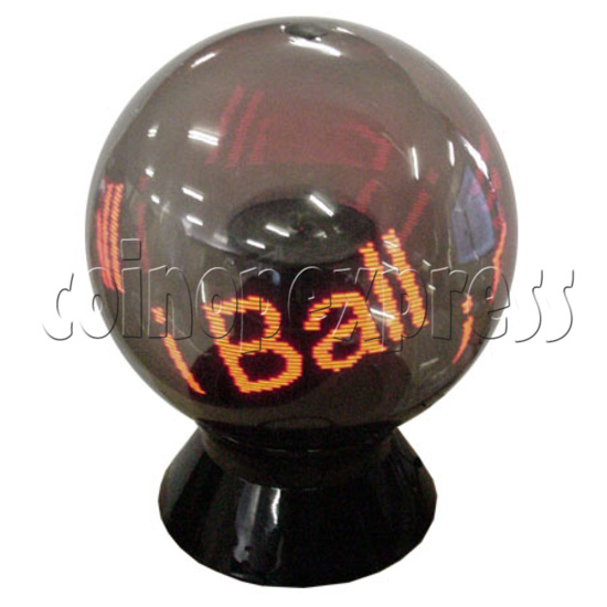 """Advertising LED Ball (iBall - 36"""" Red Color) 7139"""